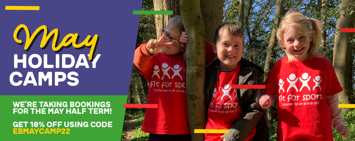 May Half Term - Book Now