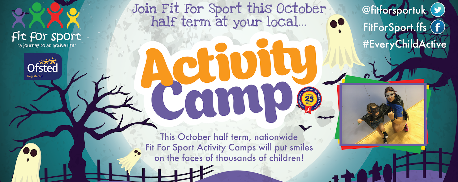 Book Now For October Half Term