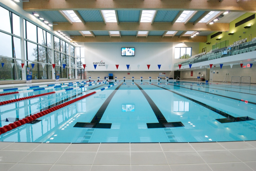 Westminster Lodge Leisure Centre Find Your Nearest Camp