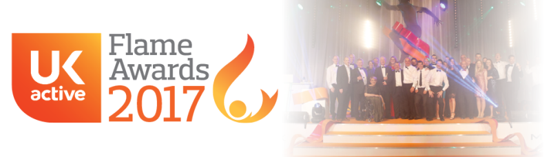 Fit For Sport secure Finalists place for ukactive Flame Awards 2017 'Supplier of the Year' and 'Shaping Young Lives'