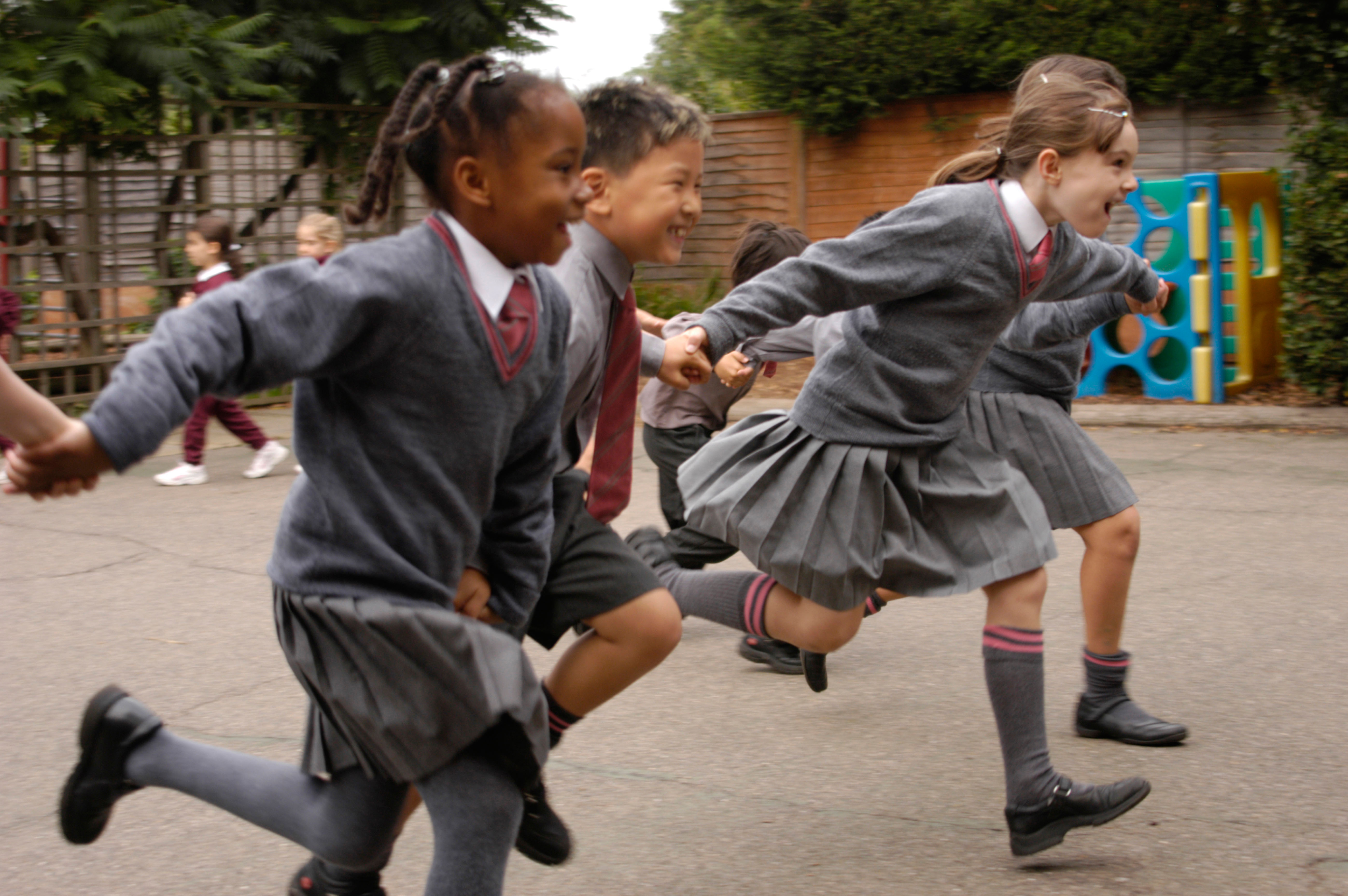 Is your child getting enough physical activity during their school day?