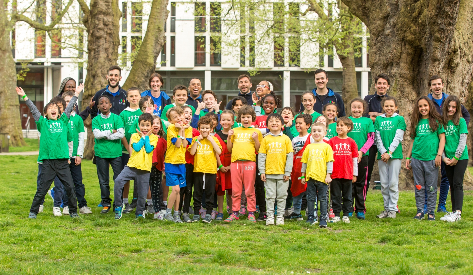 Fit For Sport - Kids Holiday Activity Camps and After School