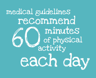 60 minutes a day - Fit For Sport